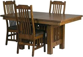 Mission Dining Room Furniture Dining Table Chair Plans Mission Dining Table Set X Mission Dining