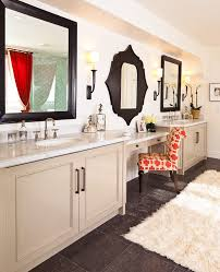 His And Hers Bathroom by His And Hers Ensuite Vanity Bathroom Contemporary With His Hers