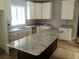 white kitchen cabinets and granite countertops countertops for white kitchens white granite very popular in