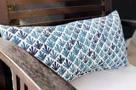 Cushion For Patio Furniture by Decorating Koi Fish Outdoor Lumbar Pillows For Patio Accessories