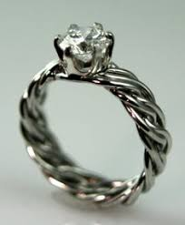 Inexpensive Wedding Rings by Wedding Ring With A