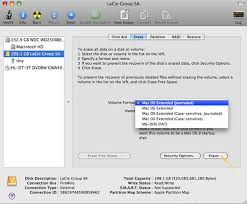 format hard drive to ntfs on mac create partition to work with both windows and mac macrumors forums
