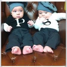 Twins Halloween Costumes Infant 544 Ashton Gracie U003c3 Images Birthday Party