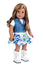 feeling happy doll clothes for 18 inch american doll