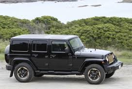 jeep rubicon white 4 door 2014 jeep wrangler dragon edition on sale from 51 000