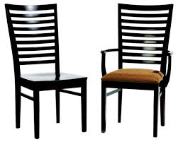 this chair fits well with the lexington shaker dining table or