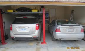 4 car garage size how to get 3 cars in a 2 car garage saturn sky forums saturn