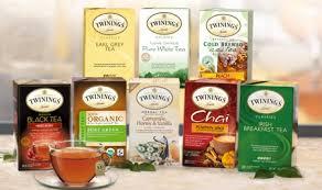 free twinings tea sle