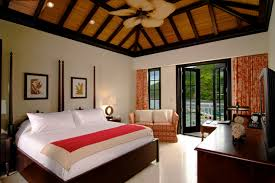 Tropical Luxury Hotel Bedroom  Wallpaper Sipcosscom - Bedroom island