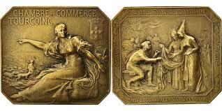 chambre de commerce tourcoing medal chambre de commerce de tourcoing lefebvre ms 60 62