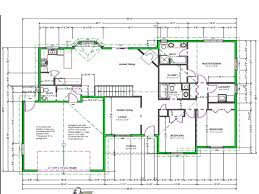 In Law House Plans Draw Home Blueprints Free Homes Zone
