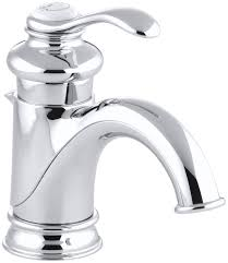 kohler k 12182 cp fairfax single control lavatory faucet polished