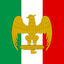 Flag Of Itali File Flag Of Fascist Italy Army Fictional Svg Alternative
