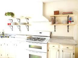 kitchen wall shelving ideas ikea kitchen shelf metal wearemodels co