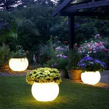 Landscaping Lights Solar Garden Solar Lights 27 Outdoor Solar Lighting Ideas To Inspire