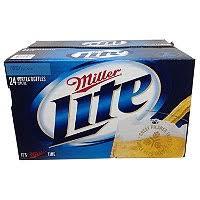 Coors Light 24 Pack Coors Light Beer 12 Oz Bottle 24 Pk Sam U0027s Club