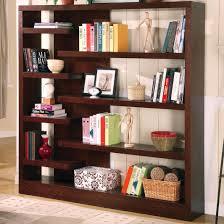 Contemporary Oak Bookcase Furnitures Handsome Bedroom Furnishing Decoration Using Modern