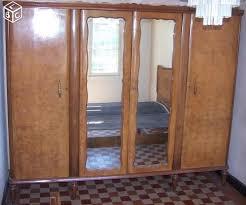 chambre à coucher ancienne chambre à coucher ancienne 1954 lit armoire chevet chambre ées