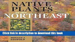 native plants online pdf native plants of the northeast a guide for gardening and