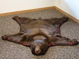 bear rug real roselawnlutheran
