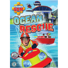 buy fireman sam ocean rescue dvd bargains