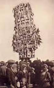 candelieri di nulvi ilquintomoro storia e tradizioni di ozieri e della sardegna