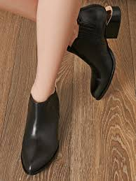 alexander wang kori ankle boots in black lyst
