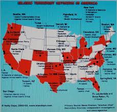 United States Of Islam Map by Map Islamic Terrorist Network In America Maps Pinterest