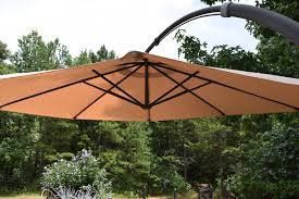 Umbrella Replacement Canopy by Yjaf 013t Garden Oasis 11 5 Ft Steel Round Offset Cantilever
