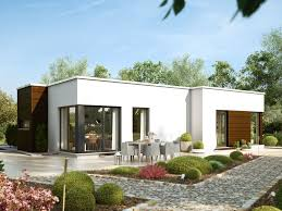 Bien Zenker Haus Solution 87 V7 U2013 Traumhafter Flachdach Bungalow Mit übereck
