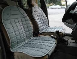 2 pcs pair winter car heated pad car heated seats cushion electric