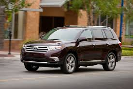 2013 toyota highlander limited accessories 2013 toyota highlander overview cars com