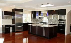 Espresso Cabinets Kitchen Neo Espresso Contemporary Kitchen For C M Sunnyvale Contemporary