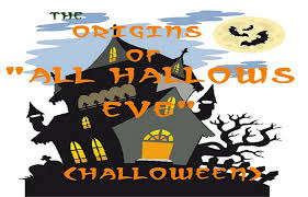 the origins of all hallows eve halloween youtube