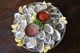 mignonette cuisine oysters with mignonette a with us