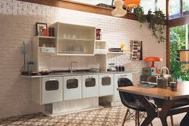 Kitchen Design St Louis by Retro Kitchen With 1950s Flare St Louis By Marchi Cucine