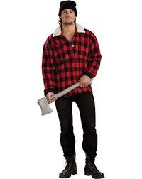 lumberjack costume lumber funtober