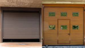 porte sezionali per garage portoni sezionali chiusure rigide industriali nigma italia bg