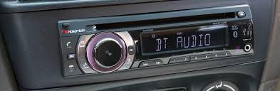 Car Audio Decks Review Of The Nakamichi Na250btr Cd Receiver