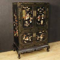 credenza antica ebay armadio laccato cineseria mobile cassettiera credenza legno
