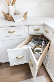 kitchen cupboard with drawers kitchen cabinet storage organization ideas driven by decor