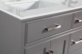 Bathroom Vanity With Drawers by Vanity Art 72