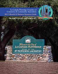 la canada flintridge chamber profile 2017 by town square