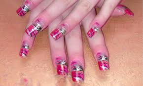 types of nails styles beautify themselves with sweet nails