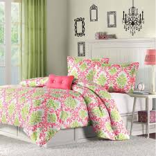 Colorful Comforters For Girls Home Essence Apartment Katelyn Comforter Set Walmart Com