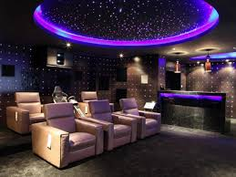 Living Room   Home Theater Design Ideas Plans Cool Home - Living room home theater design