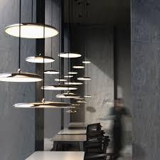 Esszimmerlampen Modern Led Nordlux Led Pendelleuchte Artist 40 27w 2268lm Kupfer