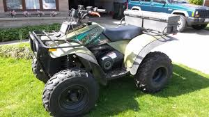 1996 polaris atv motorcycles for sale