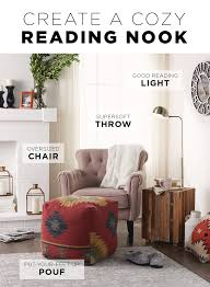 Kohls Floor Lamps Let U0027s Fast Forward To Fall Just To Curl Up In This Cozy Reading