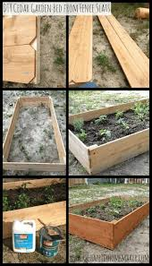 Cedar Raised Garden Bed Diy Cedar Raised Garden Bed The Happier Homemaker